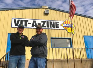 locally owned vitazine