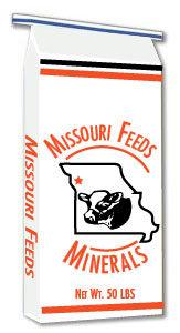 Missouri feeds cattle mineral